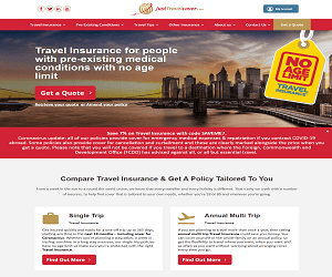 Just Travel Cover Voucher Code
