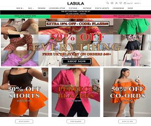 Lasula Discount Code