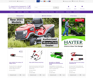 Lawn Mowers Discount