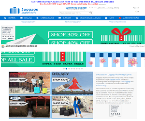 Luggage Superstore Discount Code