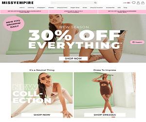 Missy Empire Discount Code