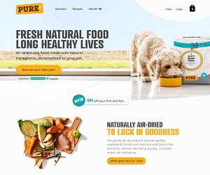 Pure Pet Food Discount Code